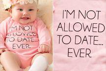 Baby C's wardrobe