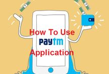How to use paytm app