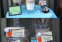 Shower and Party Ideas