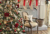 Christmas Inspiration / Christmas, December, Holidays, Home Decor, DIY, Luxury, Christmas Trees