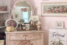 sweet decor and rooms