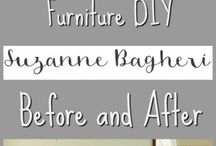 Painted Furniture Inspiration Board
