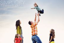 Family photography / Inspiration for family photoshoots