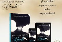 En aquel último aliento_ Libro / ¿Es posible separar el amor de las expectativas? 'EN AQUEL ÚLTIMO ALIENTO'  #NovelaRomántica  #Amor    Únete al sorteo: http://martamartingiron.com/sorteos/