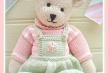 zabawki  z włoczki / toys fro yarn