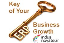 ERP Softwares / Indus Novateur has a Innovative ERP Software service provider in India and Gulf Countries.