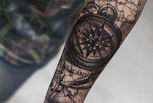 tatuointi miehelle
