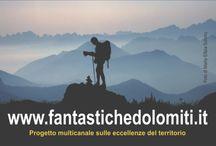 Conferenza stampa di Fantastiche Dolomiti