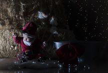 Navidad / Fotografía con temas Navideños, bebés y niños