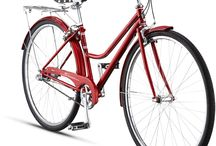 Ride into Summer in Style / Levi and Schwinn - Summer and bike rides  / by Jennifer Essad