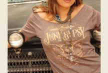 Junk Gypsy Love / Texas girls with great vintage boho flair!