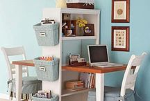 Room Inspiring / idee e ispirazioni su come arredare la propria camera o il proprio ufficio