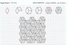 zentangle patronen stap voor stap