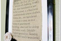 Laundry Room / by Jodi Kimberly