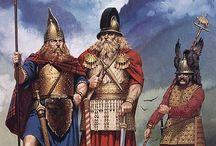 Celts - Keltoi Figures
