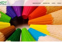 iCANDY | Responsive Website / Responsive website developed by Urbansoft using HTML5 Technology