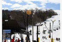 Winter in The Blue Ridge