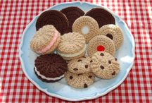Knitting  / Knitting yarn bombing crochet