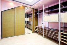 Liz's dream closet set up / Pretty closet organizing dreams / by Liz Labonte