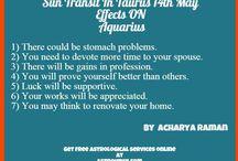 Sun Transit in Taurus