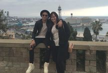 Neymar i Nadine Goncalves