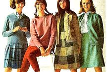 Mid 1960's Fashion / Fashion, ads, music, etc. from 1965-1967. / by newenglandwoodstock.tumblr.com