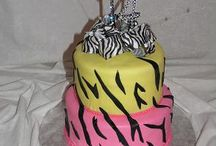 Girl birthday cakes / Pretty
