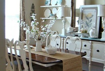 Dining room delights / by ♥ Nikkers