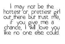 Romantic stuff and quotes <3