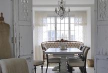 Brocante woonkamer inspiratie * Vintage living room inspiration / Heerlijk om uren aan te vergapen, Brocante........... Wonderful to hours to to marvel, Vintage