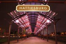Hattiesburg Area Info