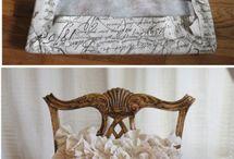 Møbler, tips oppussing