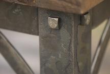acciaio legno