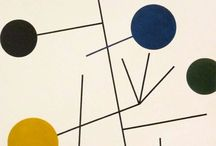 Art - Circles - Colours / Sophie Taeuber - Collage