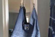 moje práce- kabelky