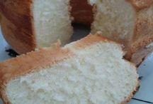 Biscoitos de bolo