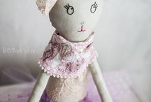 Kotakura - Handmade with love - dolls for children