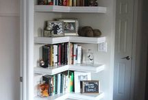 Closets/Shelves