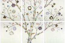 MARILLA PALMER Daphne's Night Out / Botanical mixed media paintings  April 17 - May 17, 2014 http://bit.ly/2bMUjDg