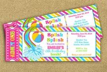 bday invitations