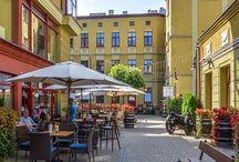 My city Lodz Poland
