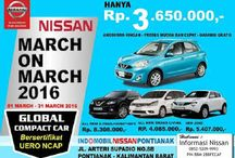 Promo Mobil Nissan Terbaru di Pontianak / Promo Mobil Nissan Terbaru di Pontianak - Kalimantan Barat (KalBar)