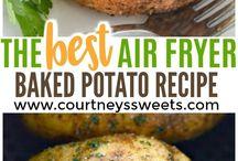 Recipes:  Air Fryer