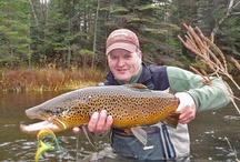 Streams and trout fishing (for Jimmy) / by Wendy Arendts Schultz