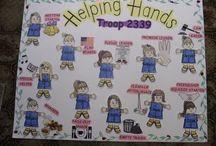 Girl Scout ideas / by Julie Herrera