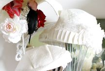 The Duchess Has A Hat Or Two / My growing collection of hats.Photography by Hazel Buckley.
