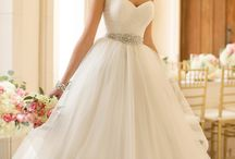 Wedding Dresses / Beautiful, inspiring dresses / by The National Wedding Show