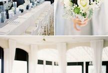 Sala dekoracje - szaro-biała
