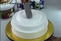 I have never seen this icing technique before.