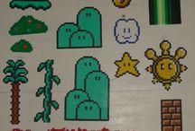 Mario Elements